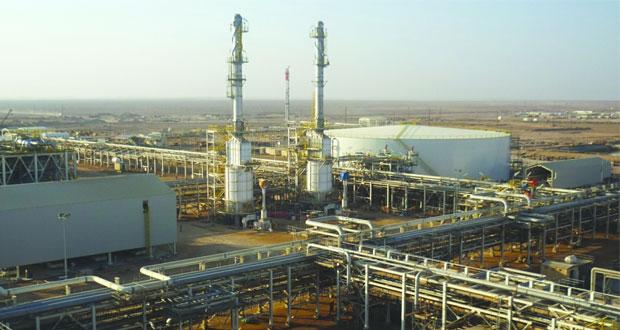 نمو إنتاج السلطنة من النفط بنسبة 1% بنهاية الربع الأول من العام الحالي