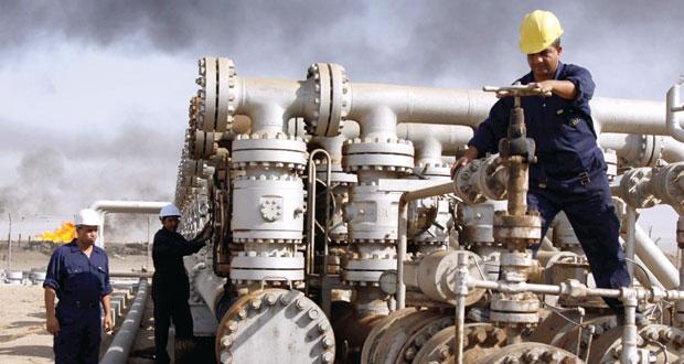 انخفاض الضغوط على سعر النفط رغم التوترات العالمية