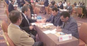الوفد التجاري العماني يبرم عددا من الاتفاقيات ومذكرات التفاهم في قطاع المقاولات والإنشاء بتركيا ويبحث تعزيز مجالات التعاون الاقتصادي
