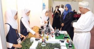 شمال الباطنة أولا ومسقط والوسطى في المركز الثالث في نتائج المشاريع الطلابية ببرنامج التنمية المعرفية