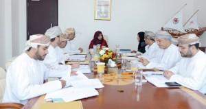 اللجنة الرئيسية لكلية الأجيال تتفق على جدول زمني للانتهاء من إعداد اللوائح التنفيذية للكلية
