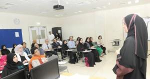 وزارة الصحة تنظم حلقة عمل حول سكري الحمل