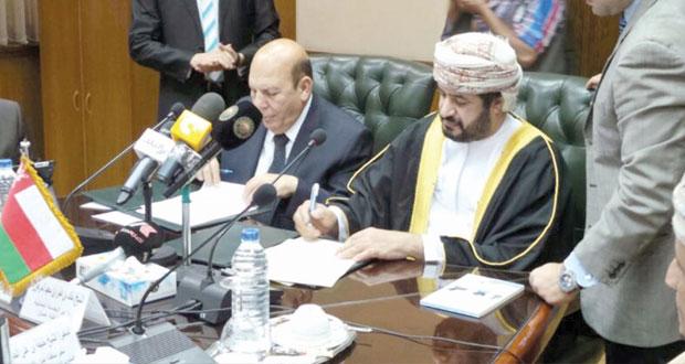توقيع مذكرة تفاهم بين وزارتي الخدمة المدنية والتنمية المحلية والإدارية بمصر