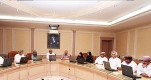 المجلس التنفيذي للمجلس العماني للاختصاصات الطبية يعقد اجتماعه الأول لعام 2014