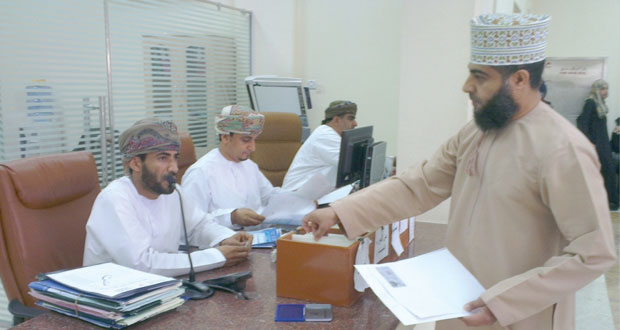 توزيع 143 قطعة أرض سكنية بولاية بهلاء