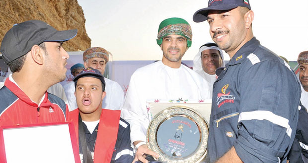 السلطنة تستقبل سفينة رحلة الأمل البحرية الكويتية