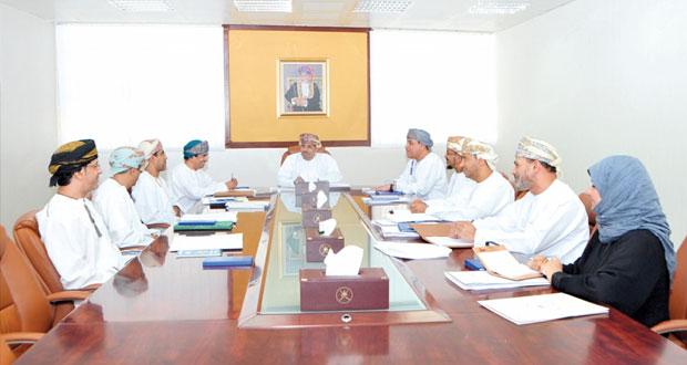 وزير الإعلام يجتمع باللجنة التأسيسية لتفعيل مركز التدريب الإعلامي