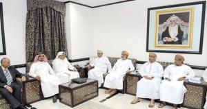 """الاجتماع التحضيري الثالث لمؤتمر الخليج الـ""""11″ للمياه"""