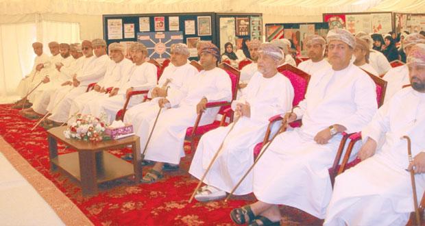 معرض توعية حول الاستخدام الرشيد والآمن للدواء بشناص