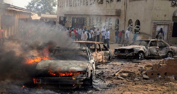 نيجريا: عشرات القتلى بهجوم في (الشمال) وجوناثان يتوعد (بوكو حرام) بحرب شاملة