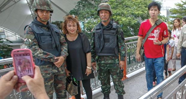 """تايلاند : واشنطن تطالب المجلس العسكري بـ""""انتخابات حرة ونزيهة"""""""