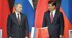 الصين وروسيا تتعهدان بتعزيز علاقاتهما الثنائية