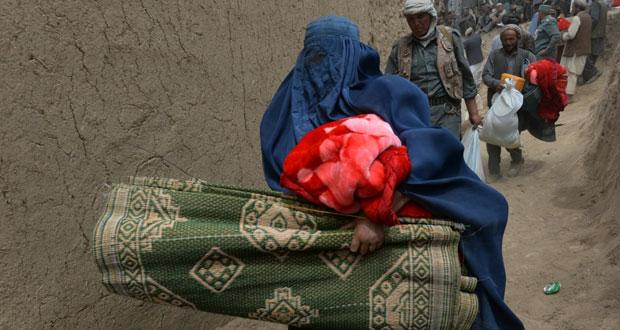 أفغانستان: حداد وطني على ضحايا الانزلاقات الأرضية