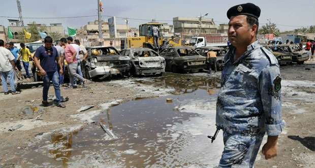 العراق: موجة هجمات دامية تحصد أكثر من 25 قتيلا