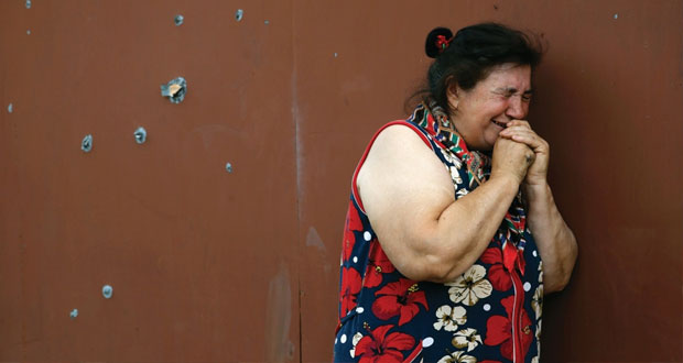 موسكو تحذر من تصاعد الأزمة في أوكرانيا بإجراء الانتخابات