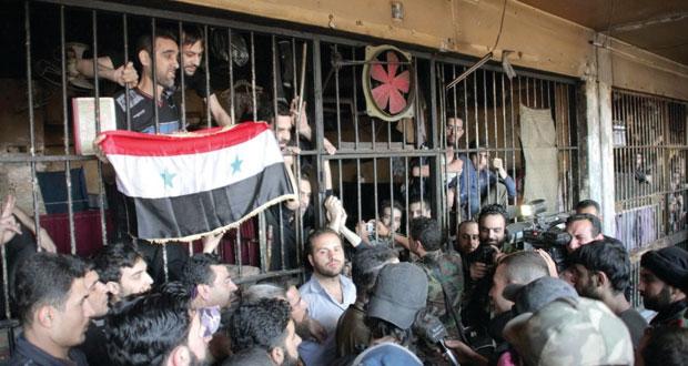 الجيش السوري يستكمل إحكام السيطرة على محيط سجن حلب