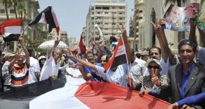 مصر: العليا للانتخابات تنظر طعون  صباحي اليوم والنتائج خلال يومين