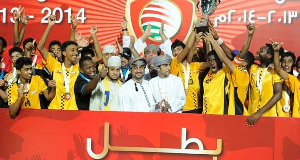 أسرة اتحاد الكرة تحتفل بتكريم المجيدين فى الموسم الرياضى 2013/2014