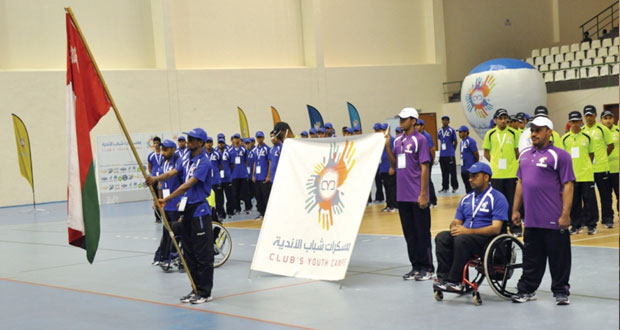 استعدادات كبيرة لإنجاح انطلاق معسكرات شباب الأندية لعام 2014 تنفيذ العديد من الأنشطة والفعاليات المنوعة التي تلبي احتياجات الشباب
