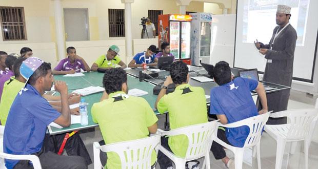 وزارة الشؤون الرياضية تختتم استعداداتها لانطلاق معسكرات شباب الأندية