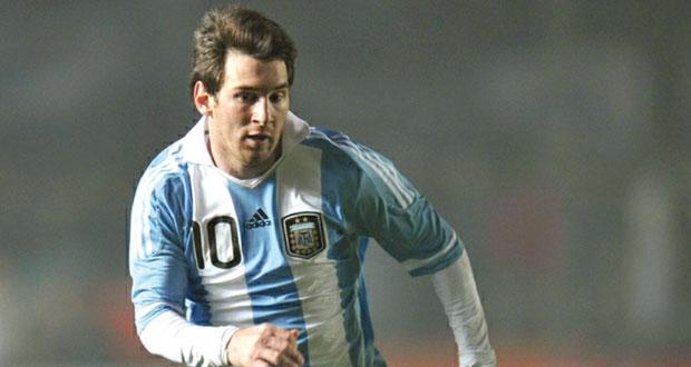 ميسي سيشارك في المونديال البرازيلي بحال أفضل من مارادونا في 1986