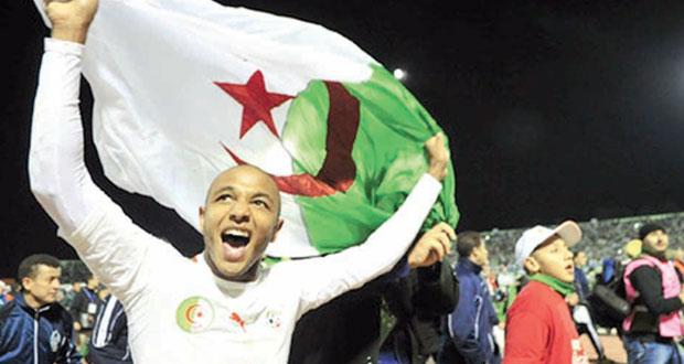 """براهيمي المراوغ جاهز لأداء """"حاسم"""" مع الجزائر"""