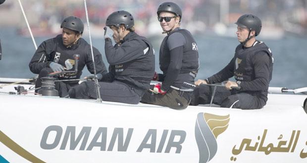 الموج مسقط يحافظ على صدارة الترتيب العام والطيران العُماني يسعى لكسب مزيد من النقاط