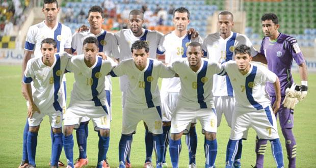 اليوم في نصف نهائي خليجي 29 للأندية .. صحم يواجه الشباب الإماراتي بطموحات الانتصار ذهابا