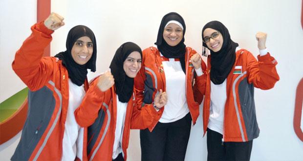 في بطولة الخليج للبولينج .. منتخب السيدات يحقق فضية الثلاثي ومنتخب الرجال يواصل مشواره بتحسن كبير