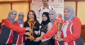 في ختام خليجية البولينج: سيدات السلطنة يحصلن على كأس المركز الثاني والبحرين تخطف لقب فئة الرجال والسيدات