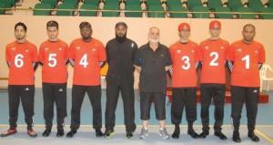 وزارة الشؤون الرياضية تكرم عددا من المنتخبات الوطنية غدا