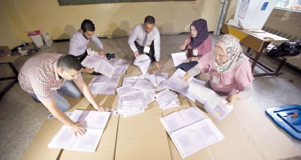 انتخابات العراق: نسبة التصويت تقترب من الـ60% والمالكي واثق من الفوز