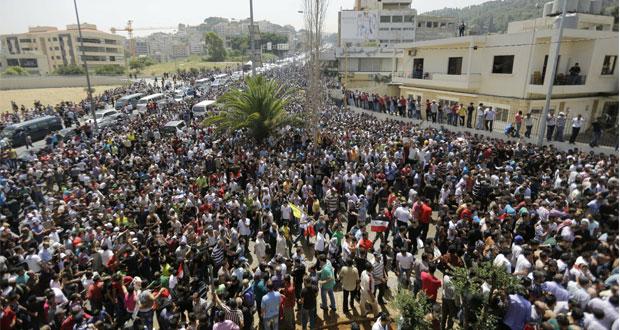 سوريا (تنتخب) وواشنطن (تسلح)