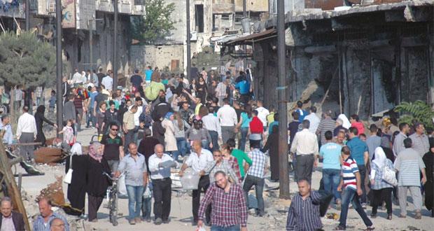 سوريا تبدأ الدعاية للانتخابات الرئاسية والجيش يستكمل ملاحقة المسلحين