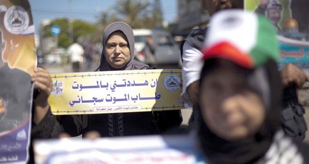"""العرب يدينون مشروع قانون إسرائيلى يمنع إطلاق سراح الأسرى الفلسطينيين ويصفونه بـ""""العنصري"""""""