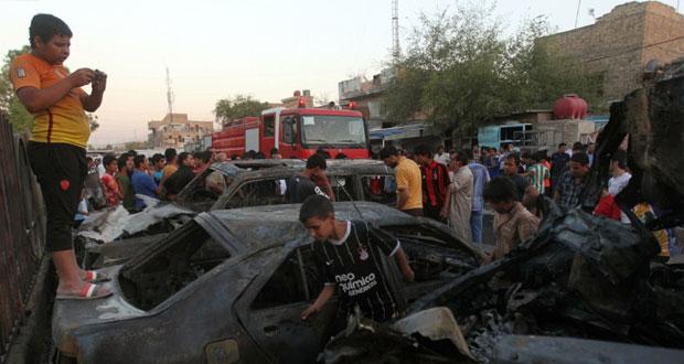 العراق: 10 قتلى في محاولة فاشلة لاقتحام محكمة