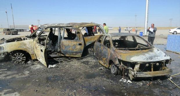 العراق: العنف يحصد 9 قتلى