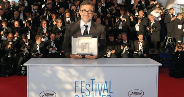 """مهرجان كان السينمائي يختتم فعالياته والفيلم التركي """"نعاس الشتاء"""" ينتزع السعفة الذهبية"""