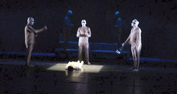"""افتتاح مهرجان ليالي المسرح الحر الدولي بالأردن وغدا العرض العماني """"الخوصة والزور"""""""