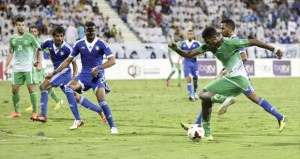 فى خليجى 29 .. النهضة فوت فرصة الوصول إلى النهائي .. والنصر الإماراتي يلاقي صحم على اللقب