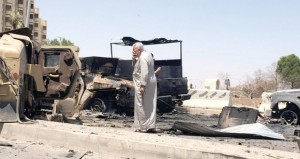 العراق: (المفخخات) تتوالى وتكريت تلحق بالموصل وسامراء تحاول الصمود