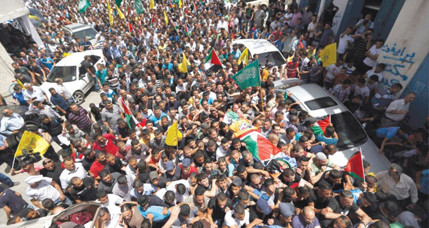 الاحتلال يواصل التصعيد بالضفة والقطاع ويرمي لإفشال المصالحة الفلسطينية