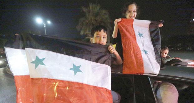 سوريا ترى تصريحات الـ(7) نوعا من (المكابرة) السياسية