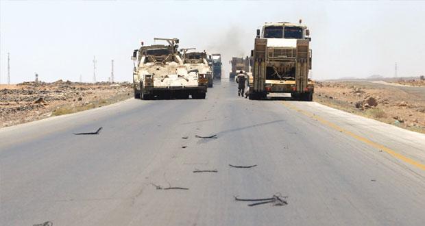 العراق يعرض منح المستشارين الأميركيين (ضمانات قانونية)