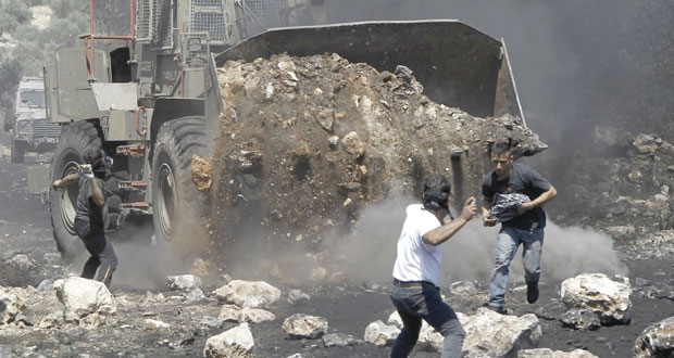شهيدان في غارة للاحتلال على غزة .. والمبعوث الأميركي يستقيل