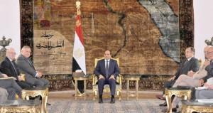 مصر تشيد بتغيير لجنة حكماء أفريقيا موقفها حول 30 يونيو واعتبارها ثورة شعبية