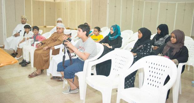 جمعية التصوير الضوئي تبدأ برنامج الدورات التدريبية الصيفية