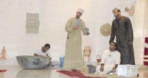 """""""معاق ولكن"""" عرض مسرحي لفرقة الصمود المسرحية بنزوى .. الأسبوع القادم"""