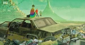 """""""الصبي والعالم"""" للمخرج البرازيلي آليه ابرو يفوز في مهرجان أنيسي لأفلام الصور المتحركة"""