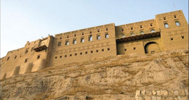 إدراج قلعة أربيل في العراق على قائمة اليونسكو للتراث العالمي
